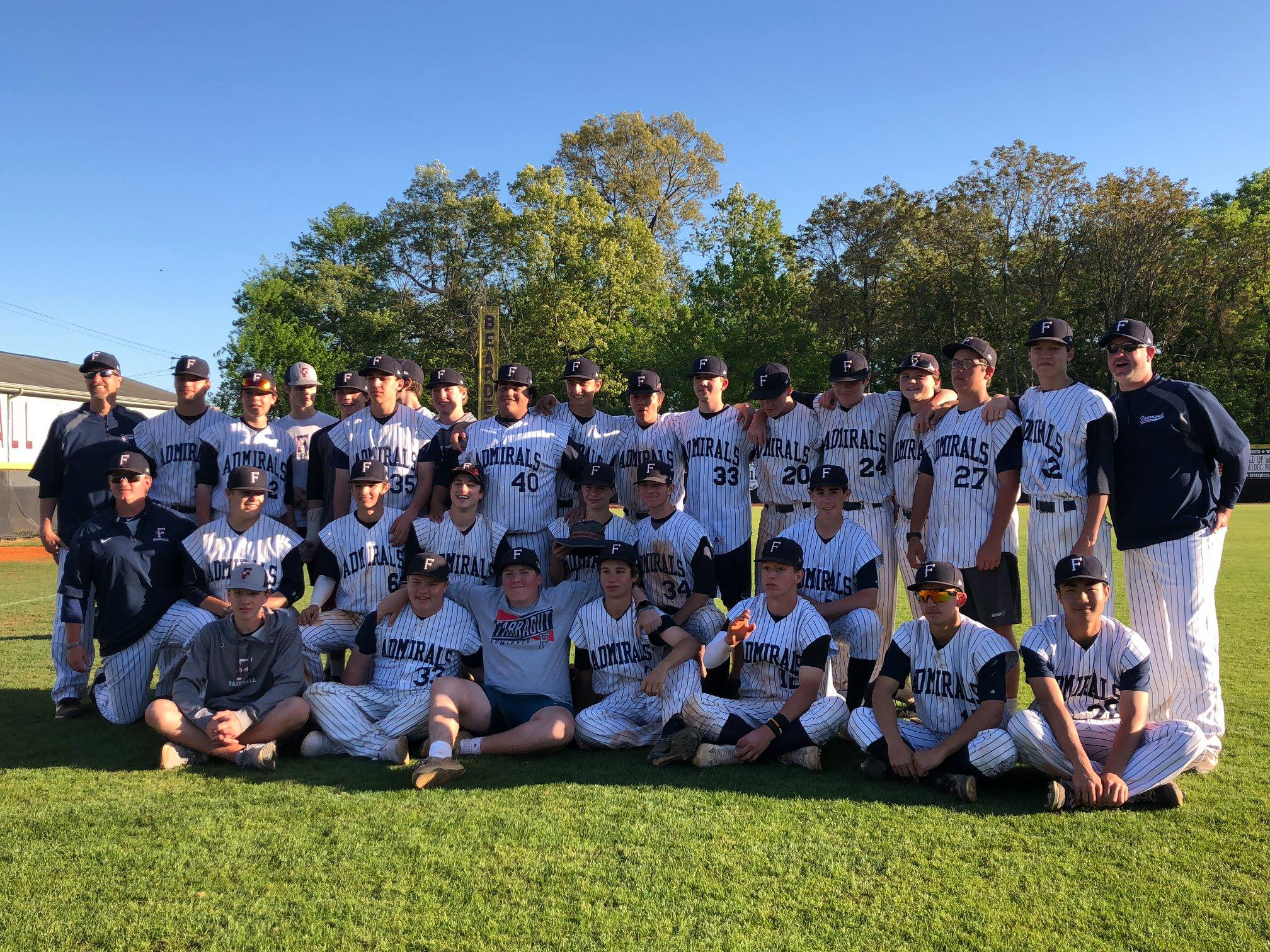 2018 Admiral JVs – Champions from beginning to end!
