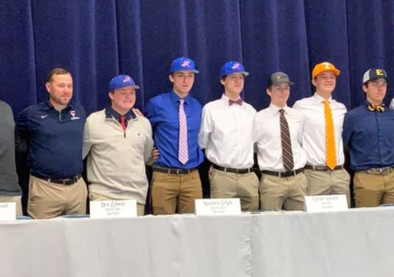 Ads ink another large Signing Class….